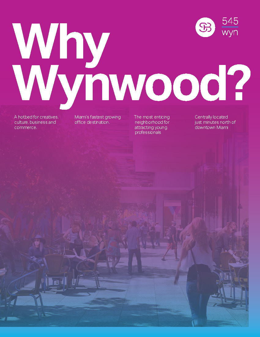 Why Wyn? Brochure